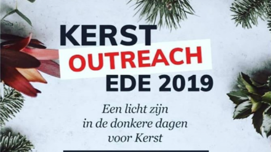 kerstoutreach Ede